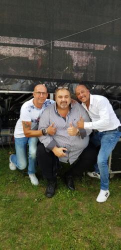 DJ-ArnoX, Peter Beense & Vince Collet