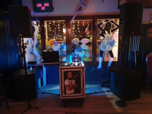 Besloten Feest Amersfoort 01-02-20 DJ-ArnoX & Vince Collet